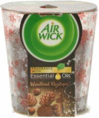 Massamarkt Air Wick geukaars Deco Woodland Mystique