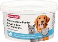 Beaphar Glucosamine Poeder - Voedingssupplement - Gewrichten - Spieren - 300 g - Hondenvoer