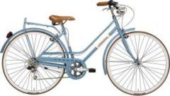 28 Zoll Damen Holland Fahrrad 6 Gang Adriatica... blau