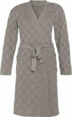 Knit Factory Badjas Ivy - Taupe - S/M