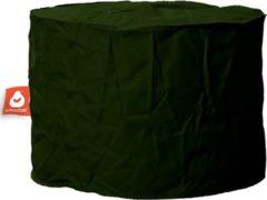 Donkergroene Whoober Zitzak poef Rhodos outdoor leger groen - Wasbaar - Geschikt voor buiten