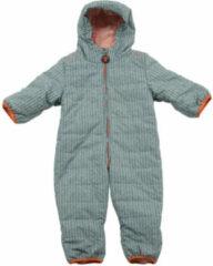 Ducksday - Kids Baby Snow Suit - Overall maat 80, grijs