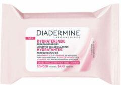 Diadermine Reinigingsdoekjes hydraterend 40 Stuks