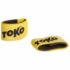 Toko - Ski Clip A geel