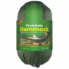 Coghlans - Hängematte Parachute - Hangmat maat single olijfgroen/groen
