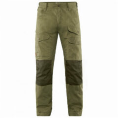 Fjällräven - Vidda Pro Ventilated Trousers - Trekkingbroeken maat 52 - Regular - Fixed Length, olijfgroen