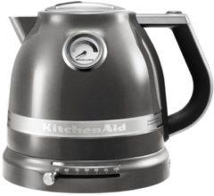Zilveren Kitchen Aid KitchenAid 5KEK1522EMS Waterkoker - Grijs