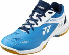 Yonex badmintonschoenen shb 65z2 heren blauw wit