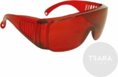 Rode Tsara Beuaty TSARA Tandenbleek Bescherm Bril - Tandenbleken - benodigdheden - Tools