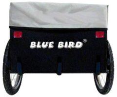 Blue Bird Lastenanhänger 16 Zoll, luftbereift, mit Plane