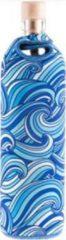 Blauwe Flaska Waves 0,5L