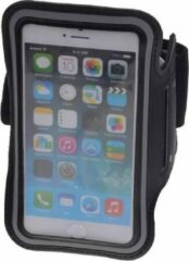 Zwarte BAOHU Universal Sport Hoes voor Mobiel Telefoon M