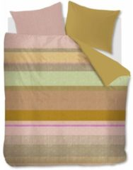 Oilily Magic Blush dekbedovertrek - 100% katoen-satijn - Lits-jumeaux (240x200/220 cm + 2 slopen) - Multi