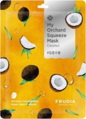 Frudia My Orchard Squeeze Mask Coconut 21g (1 stuk)