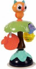 Bo Jungle B-Suction kinderstoel speelgoed   Smart Owl