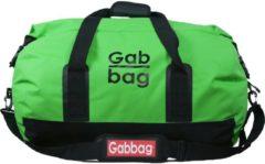 Duffel Gabbag - Reistas - 65 Liter - Groen - Waterdicht