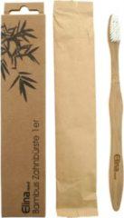 Bruine Biotheek.com *VEGAN* Tandenborstel Elina Bamboo | Duurzaam | Natuur