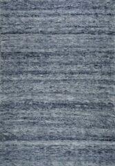 Disena Blauw vloerkleed - 160x230 cm - - Landelijk