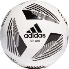 Adidas Tiro Club Trainingsbal - Wit / Zwart | Maat: