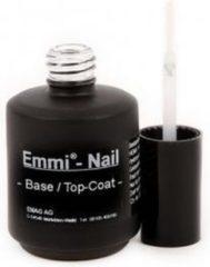 Transparante Emmi-Nail UV Polish-Gellak-Shellac Base-Topcoat
