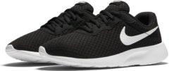 Witte Nike Sportswear Nike Tanjun (GS) - Sportschoenen - Jongens - Maat 5,5Y - Black/White-White