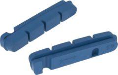 Blauwe Trivio Remblok cartridge set race r-501 carbon (r55c)