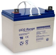 Ultracell DCGA/Deep Cycle Gel accu UCG 12v 35000mAh
