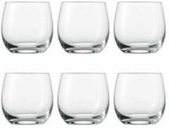 Transparante Schott Zwiesel Banquet Glas multifunctioneel - 0.33 Ltr - 6 Stuks