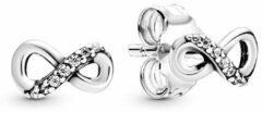 Pandora 298820C01 Oorbellen zilver Sparkling Infinity