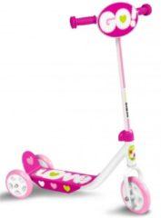 Skids Control Kinderstep Love - Step - Meisjes - Roze;Wit