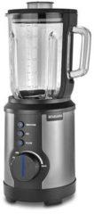 Grijze Brabantia D10-2pla - Blender - 1000w - 1,5 Liter - Pulse, Smoothies En Ice Crushing - Platinum