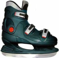 Groene Merkloos / Sans marque Heren schaatsen | schaatsen volwassenen | hockeyschaatsen - maat 45