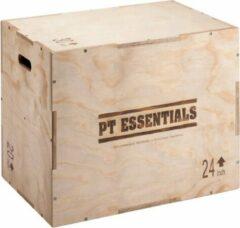 PTessentials CROSSFIT Houten Plyobox | Plyo Box | Box Jumps
