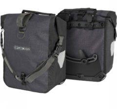 Ortlieb - Sport-Roller Plus - Bagagedragertas maat 12,5 l, zwart/grijs
