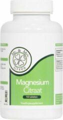 Mr. and. Mrs. Green Magnesium Citraat, voor meer energie