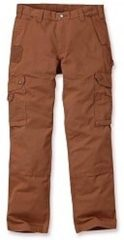 Carhartt - Cotton Ripstop Pant - Vrijetijdsbroek maat 32 - Length: 34, grijs/zwart/grijs/zwart/zwart/purper/blauw/beige/rood/blauw/zwar