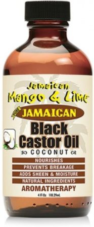 Afbeelding van Jamaican Mango Lime Jamaican Mango & Lime Black Castor Oil Coconut 118 ml