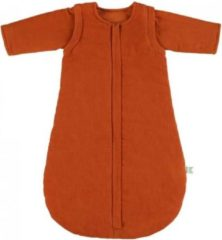 Oranje Trixi Baby Trixie Baby winter slaapzak Ribble Brick 70 cm