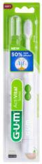 4x GUM Elektrische Tandenborstel Activital Sonic
