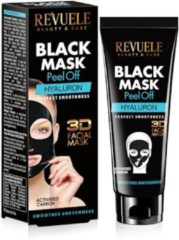 Revuele Black Mask Peel Off - Hyaluron 80ml.*
