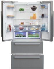 Beko GNE60531XN Amerikaanse koelkast Aluminium
