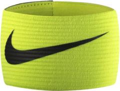 Gele Nike Futbol Arm Band 2.0