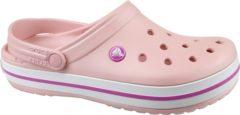 Crocs Crockband 11016-6MB, Vrouwen, Roze, Slippers maat: 36/37 EU