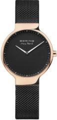 BERING 15531-262 - Horloge - Staal - Zwart - Ø 31 mm