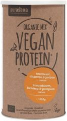 Vegan Protein Mix: Pumpkin/sunfl/hemp - Naturel (400 Gram) - Purasana