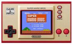 Gouden Nintendo Game & Watch console Super Mario Bros.