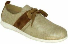 Gouden Nette schoenen Folies Zafir