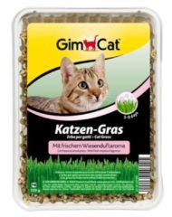 Gimcat Kattengras - Kattensnack - Natuur 150 g - Kattenvoer
