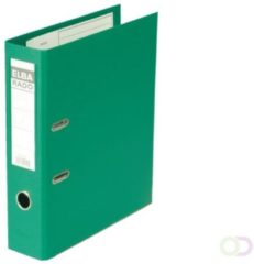 Bruna Ordner Elba Rado plast A4 80mm pvc groen