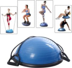 Blauwe Balanstrainer Focus Fitness - Full body Balance Trainer